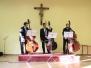 Bass Band v Pastoračnom centre Senec
