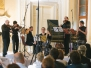 Collegium Wartberg - koncert Veľký Biel 20.6.2014