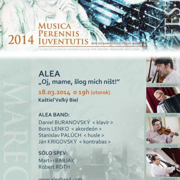 Koncert Alea