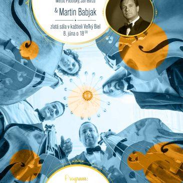 Martin Babjak a  Bass Band vo Veľkom Bieli