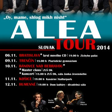 Alea Slovak Tour 2014