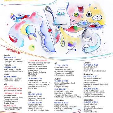 Pozvánka na festival MPI 2015