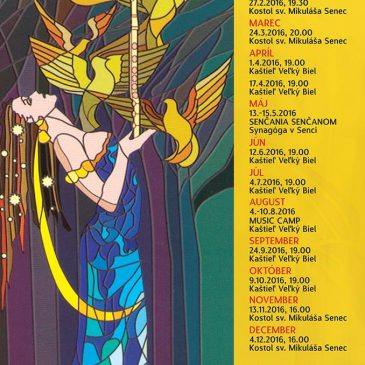 Je tu nový ročník festivalu Musica Perennis Iuventutis 2016