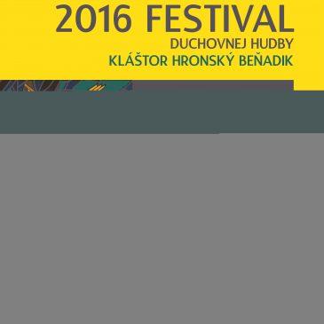 festival/koncerty Musica Perennis Sancti Benedicti 2016