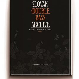 Slovak Double Bass Archive BAND 1