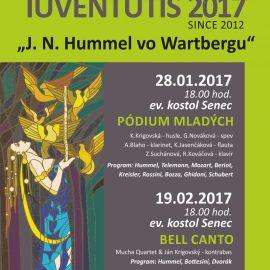 """Bell Canto"" Mucha quartet &  Ján Krigovský"