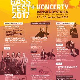 BASS FEST+2017 concerts