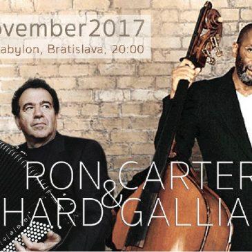 Ron Carter & Richard Galliano