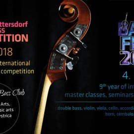 BASS FEST+ 2018, competition 2018