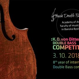 International Dittersdorf competition 2018