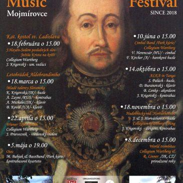 Grassalkovich music festoval 2018
