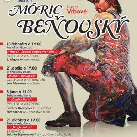 Festival Mórica Beňovského vo Vrbovom
