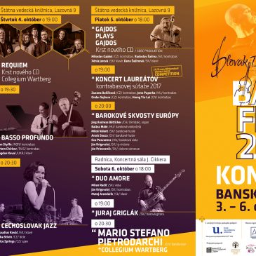 Koncerty BASS FEST+2018