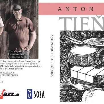 "new CD Anton Jaro ""SHADOW GAME"""