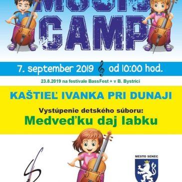 BASS CAMP for children