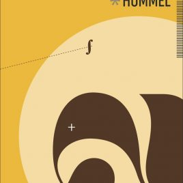 J. N. Hummel: sonata for violoncello and piano/ transcription for double bass